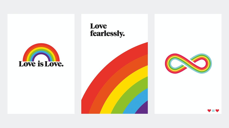 3 M Pride Posters 2048X1152