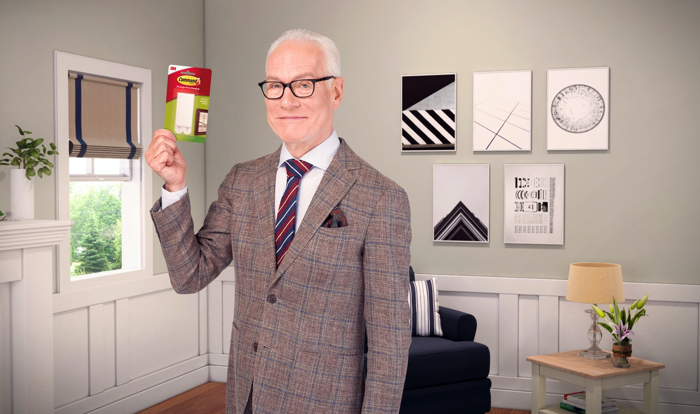 3 M Command Tim Gunn Header