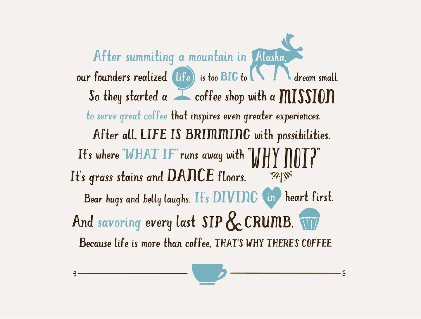 Caribou Life Is Short Manifesto 2048X1552