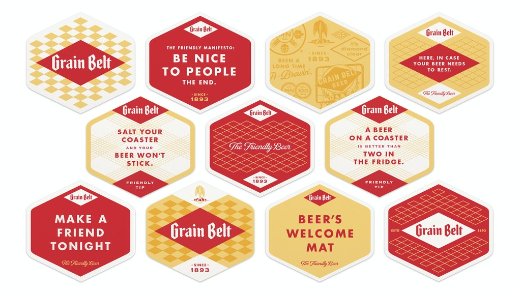 Grain Belt Brand Pg Coasters 2048X1152