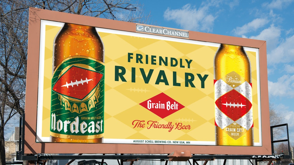 Grain Belt Friendly Rivalry Ooh 2048X1152