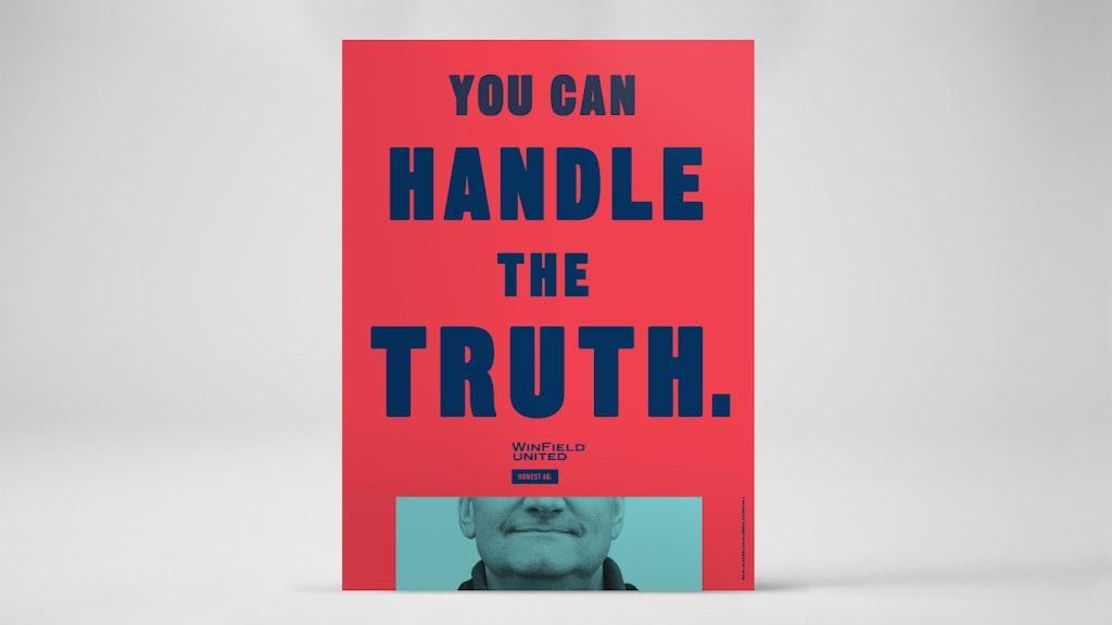 Honest Ag Poster 1