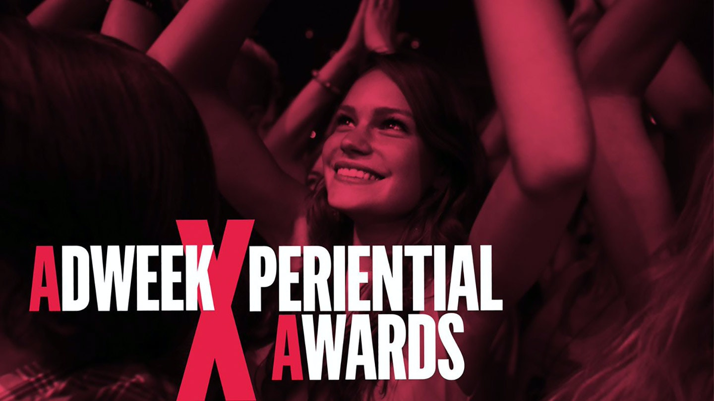 News Ad Week Xperiential Awards 1440X810
