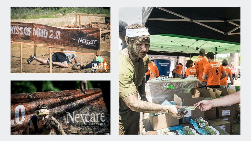 Nexcare Image Tough Mudder 2048X1152