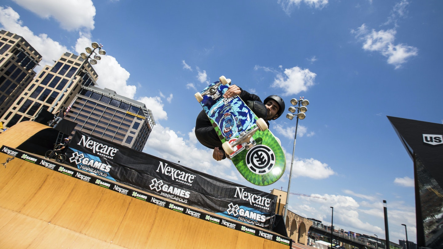 Nexcare Xgames Side1 2048X1152