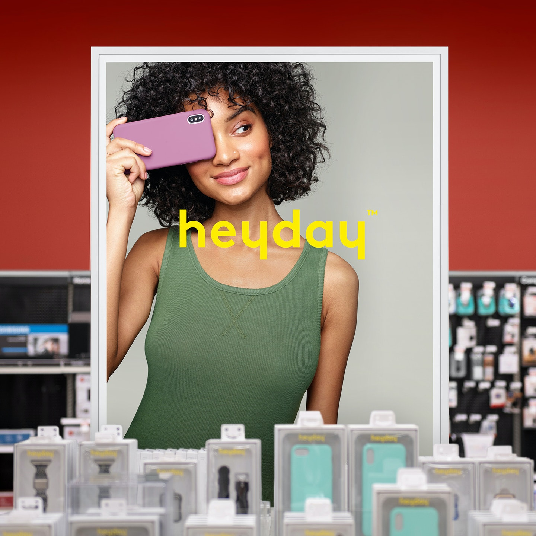 Target Electronics Heyday Poster Phone 1600X1600