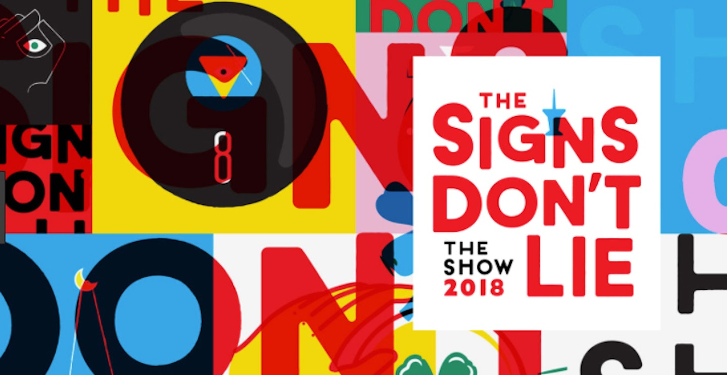 The Show Signs Dont Lie 2018 Visual