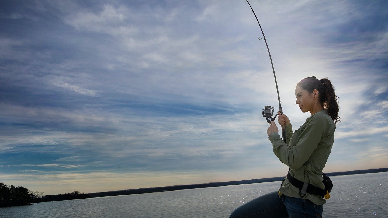 Woman Fishing Img 0295 Cm News Image 2048X1152