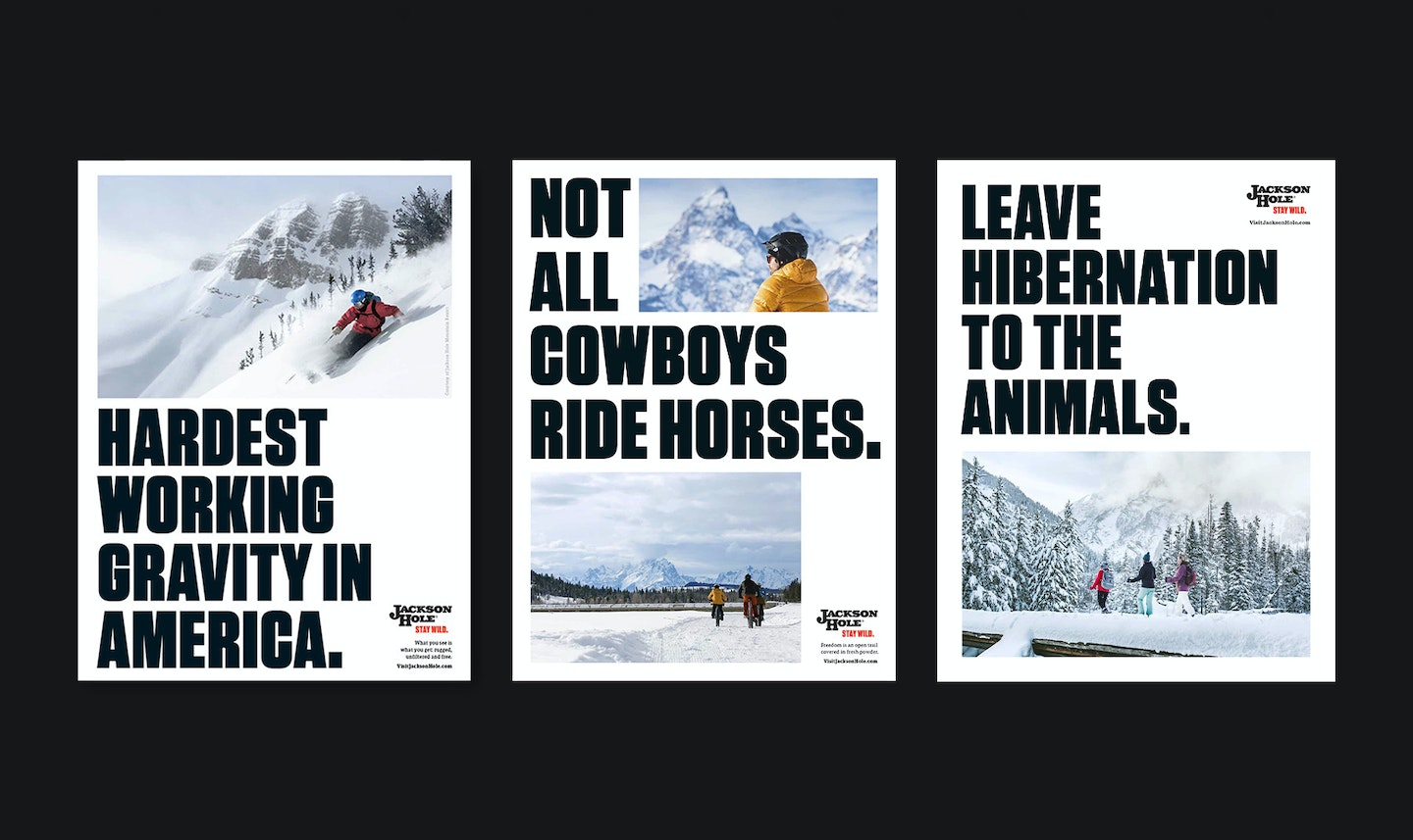 Jackson Hole Print Ads Update 2019