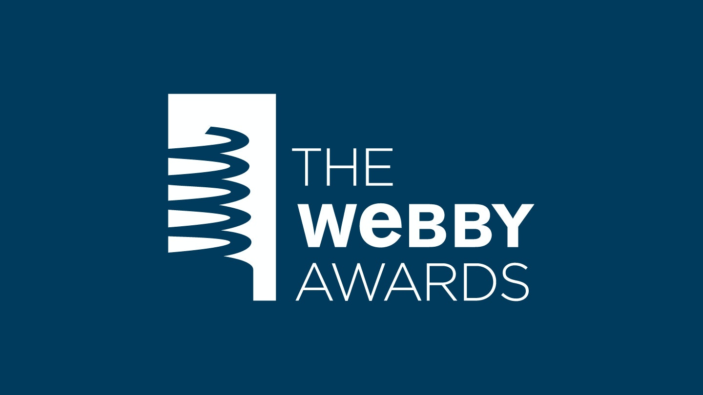 News Logo Webby Awards 1440X810
